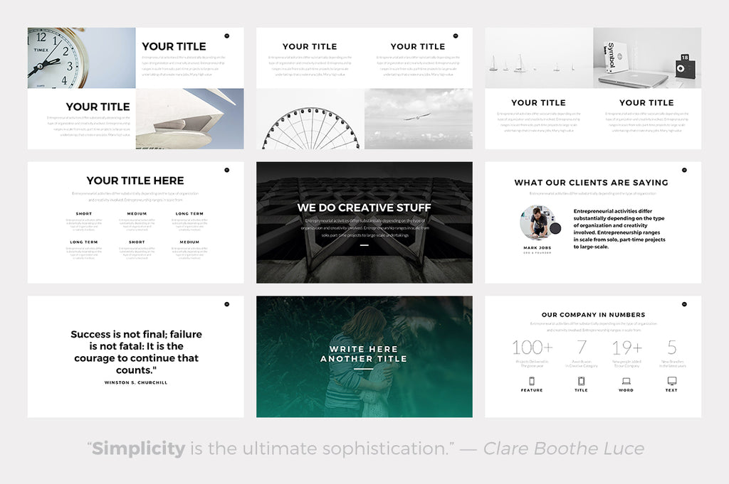 Nova minimal powerpoint template presentations on slideforest nova minimal powerpoint template toneelgroepblik Image collections