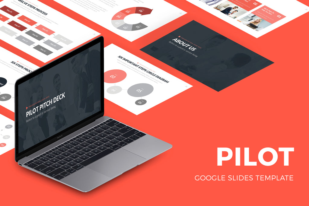 Pilot Google Slides Template