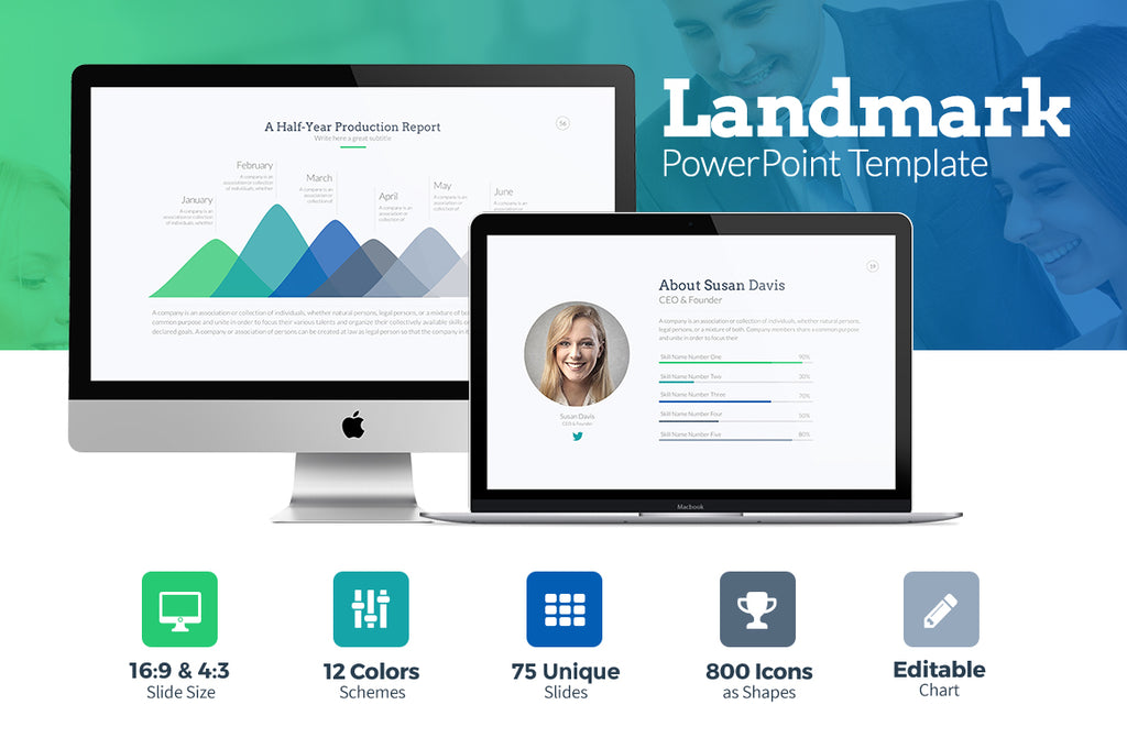 massive powerpoint + keynote + google slides templates – slideforest, Powerpoint templates