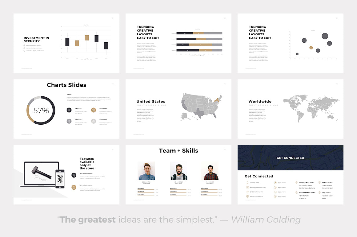 Minimal Powerpoint Template from cdn.shopify.com