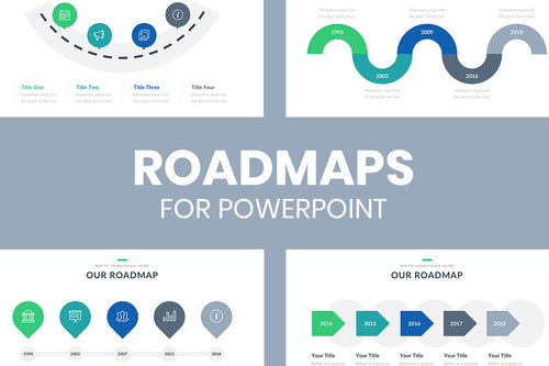 Roadmap Analysis Powerpoint Slides - Presentation Templates on Slideforest
