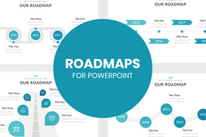 Microsoft Roadmap PowerPoint Slides
