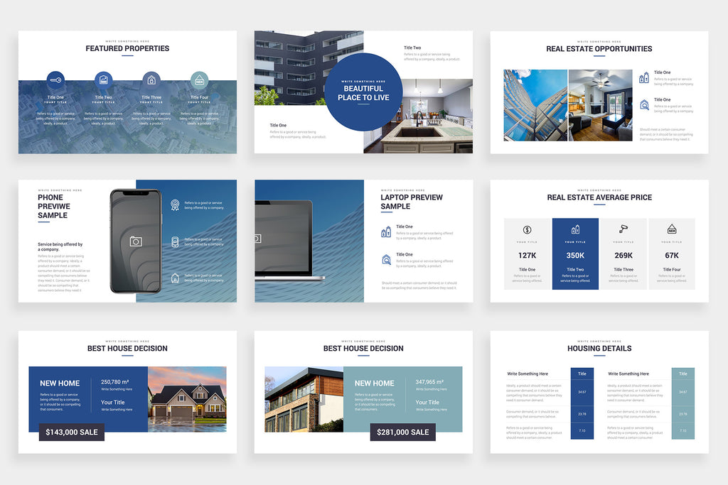 Carrington PowerPoint Template