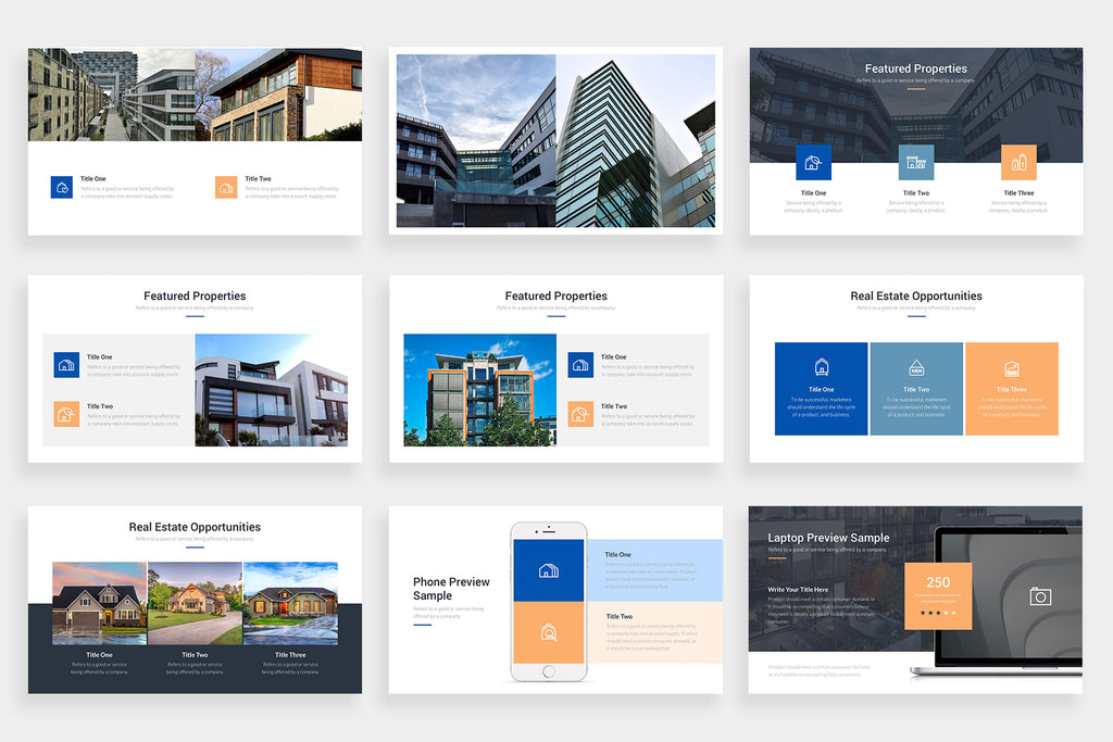 Martel PowerPoint Template