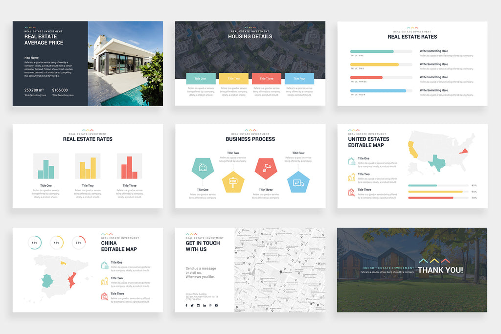 Miramesa Google Slides Template