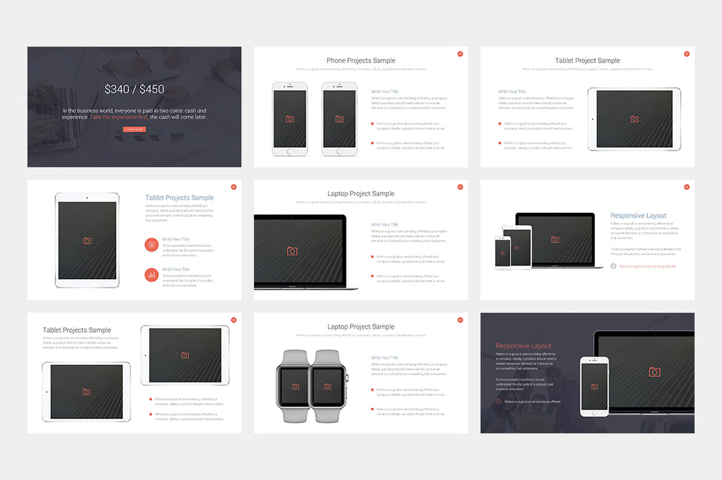 Toronto Demo - Free Presentation Template - Presentation Templates on Slideforest