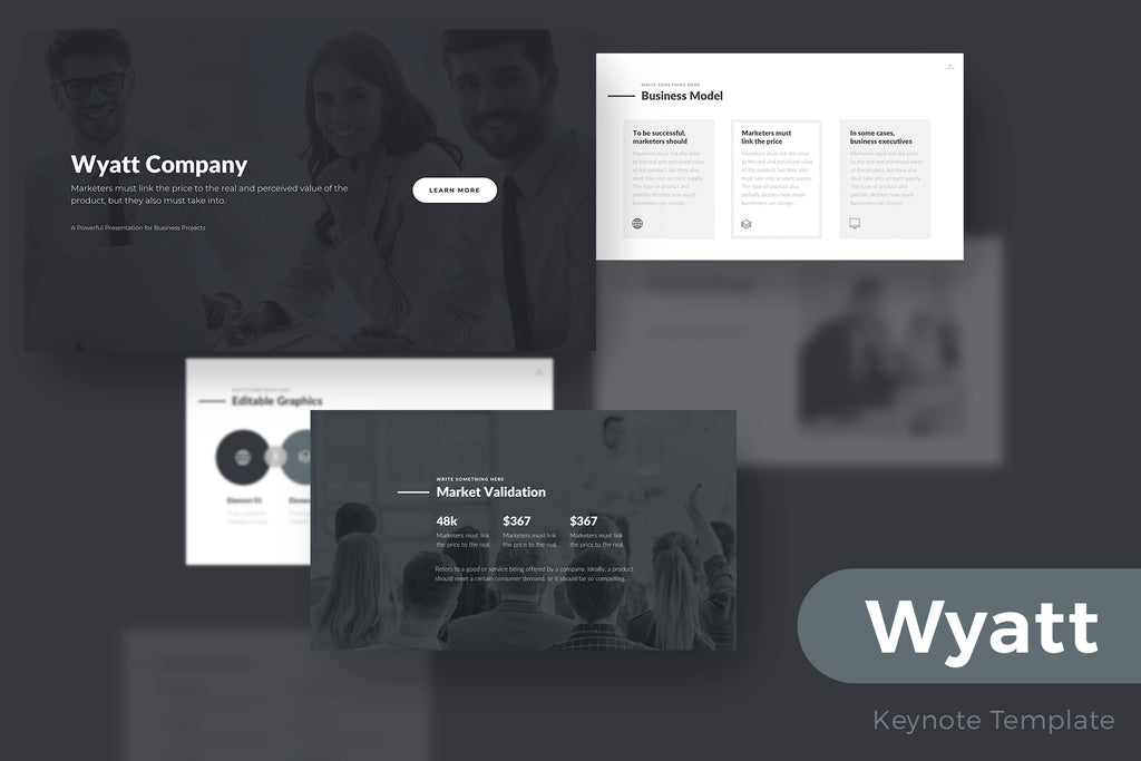 Wyatt Keynote Template