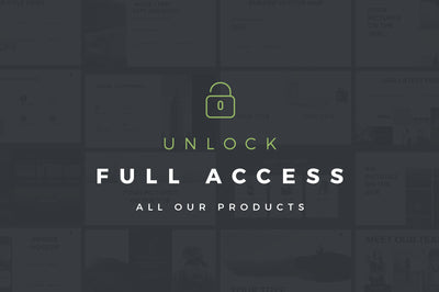 Full Access - All Presentation Templates - Presentation Templates on Slideforest
