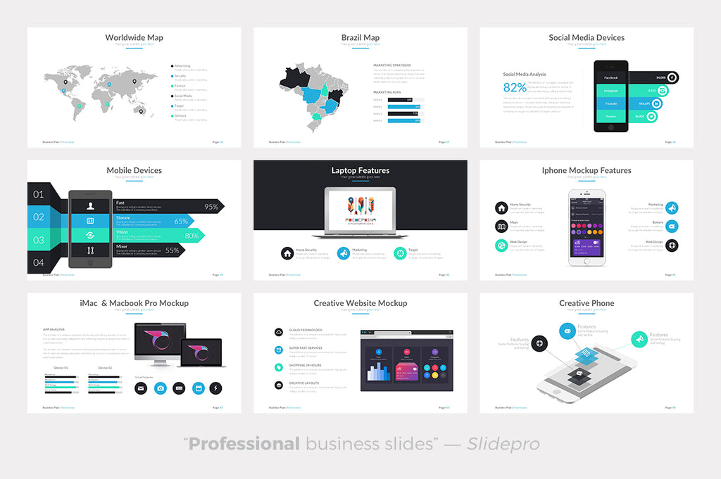 Business Plan Ultimate Powerpoint Template