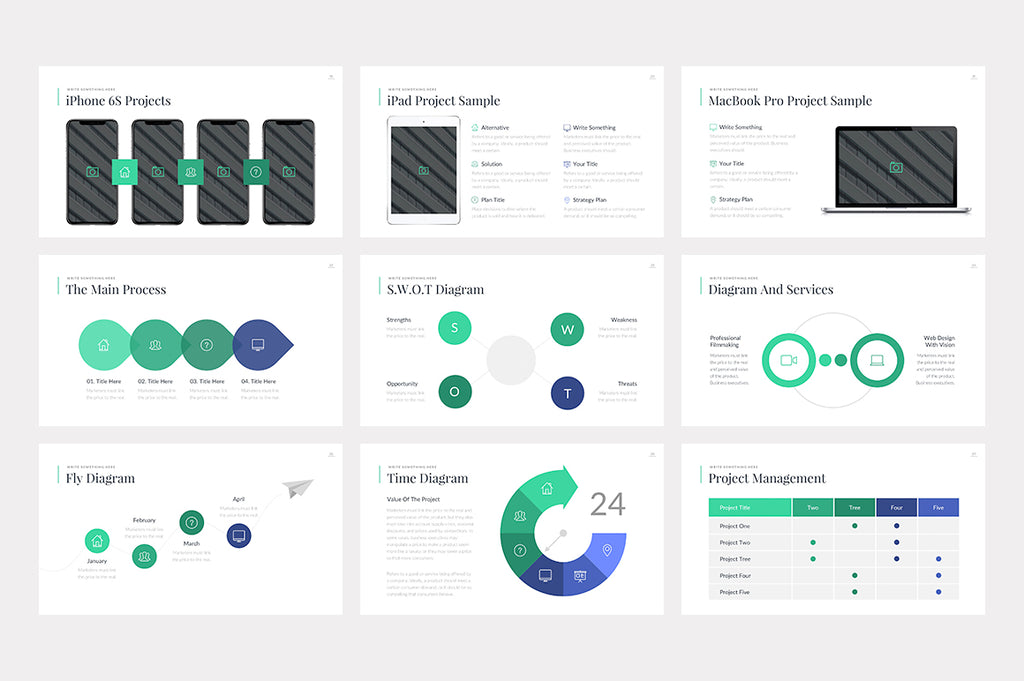 Carson Keynote Template - Presentation Templates on Slideforest