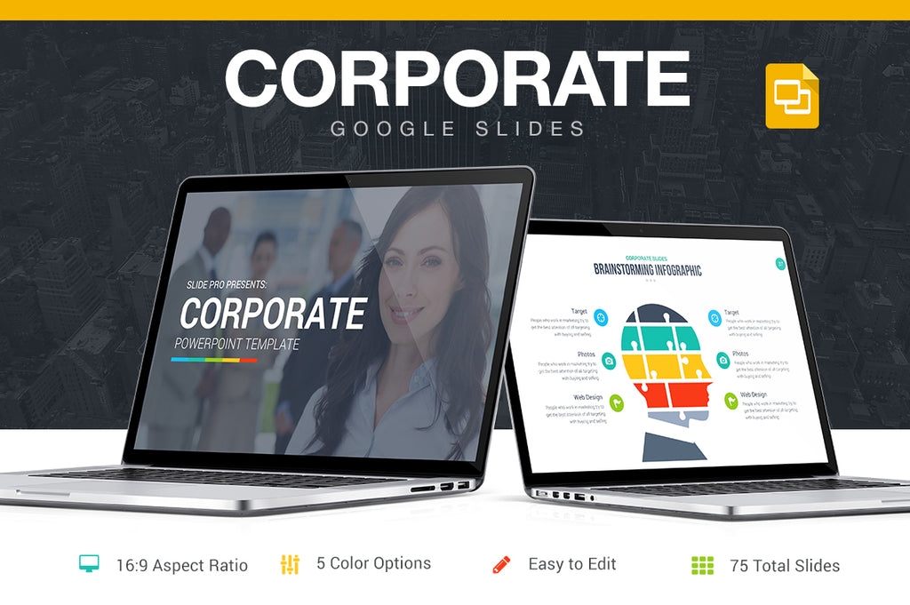 Best Google Slides Templates Bundle