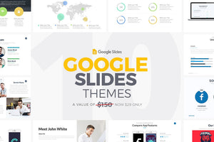 10 Google Slides Themes Bundle - Presentation Templates on Slideforest