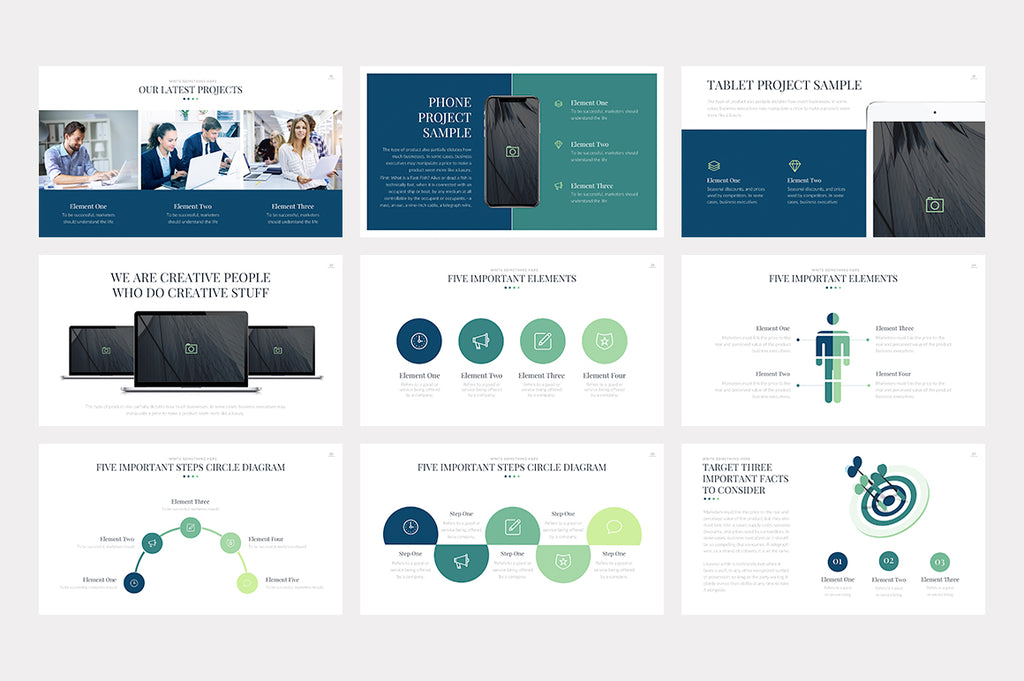 Kingsland Keynote Template - Presentation Templates on Slideforest