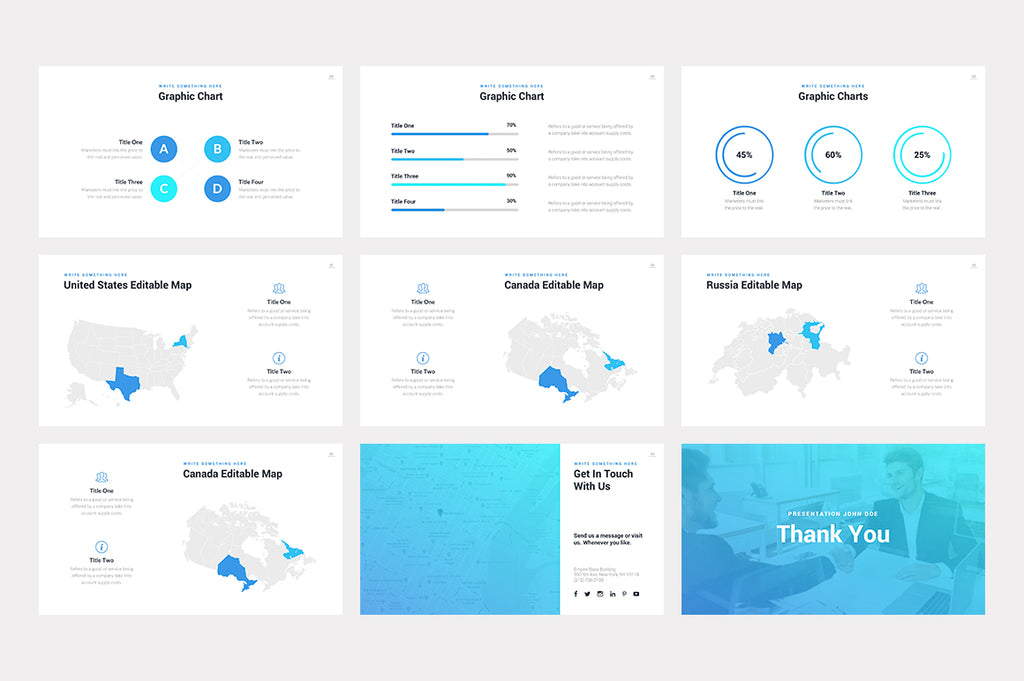 Lake Keynote Template - Presentation Templates on Slideforest