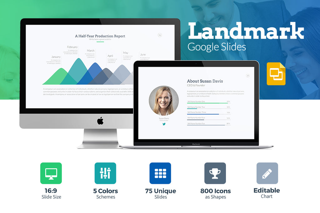 Best Google Slides Templates Bundle Slideforest - Best google slides themes