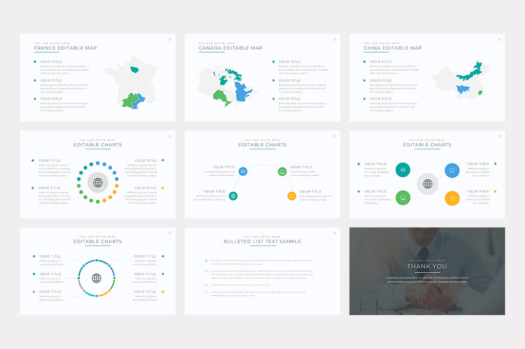 Madison Keynote Template - Presentation Templates on Slideforest