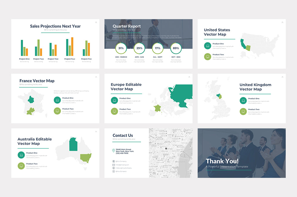 Manchester Google Slides Template - Presentation Templates on Slideforest