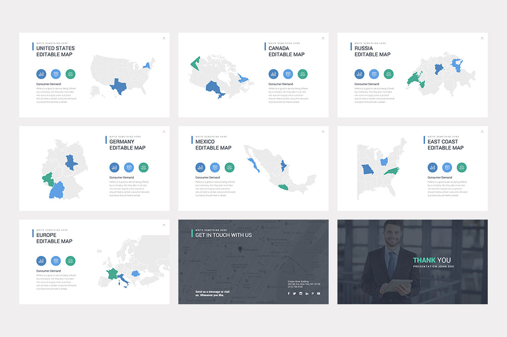 Munich Google Slides Template
