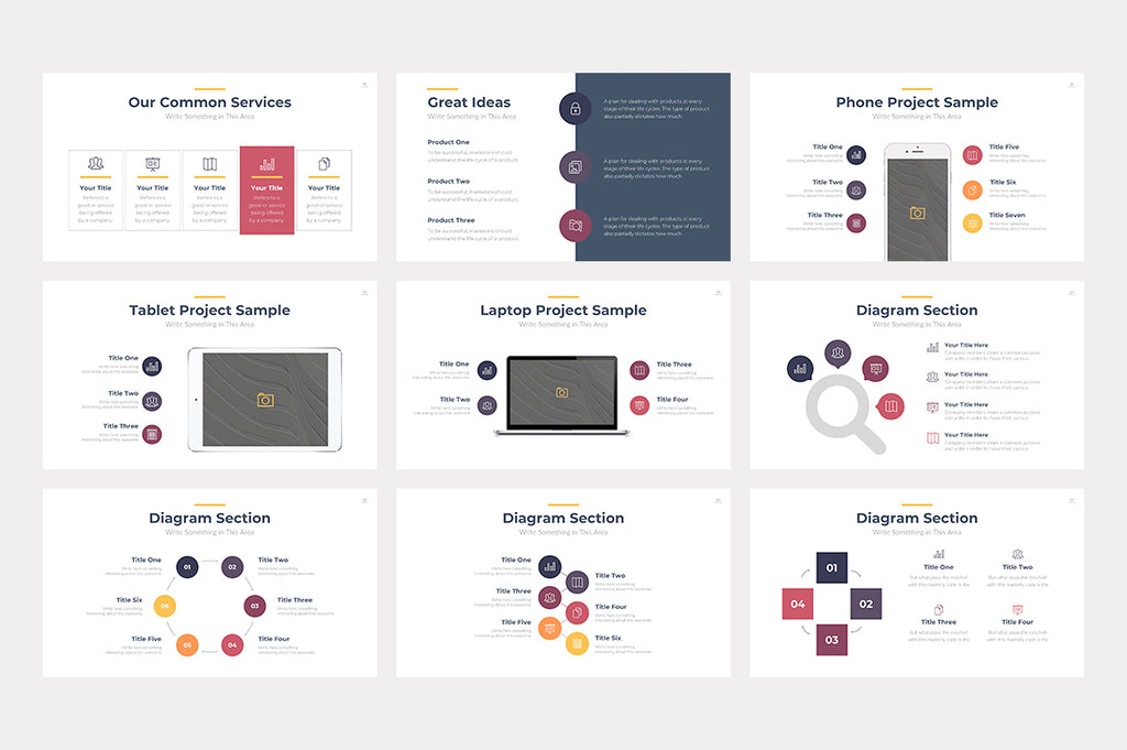 Satin Google Slides Template