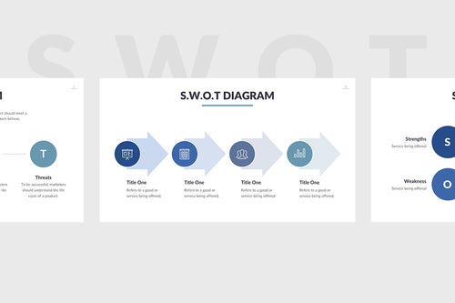 SWOT Analysis Powerpoint Template - Presentation Templates on Slideforest