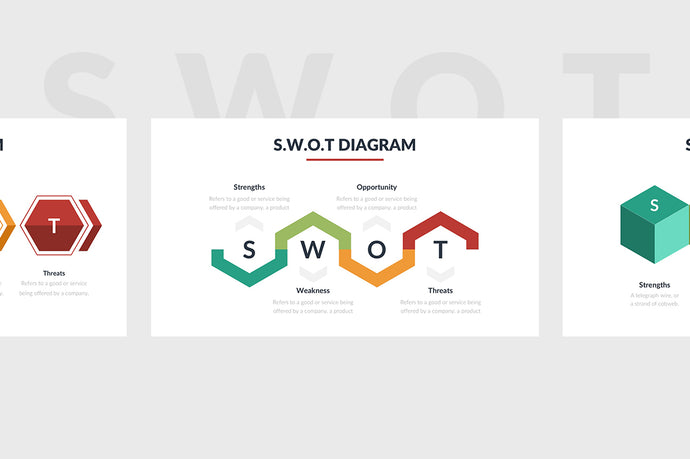 Free SWOT Diagram PowerPoint Slides - Presentation Templates on Slideforest