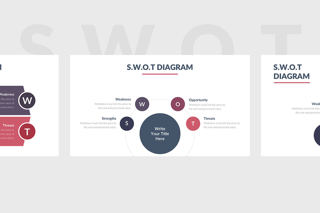 SWOT Template for PowerPoint 2