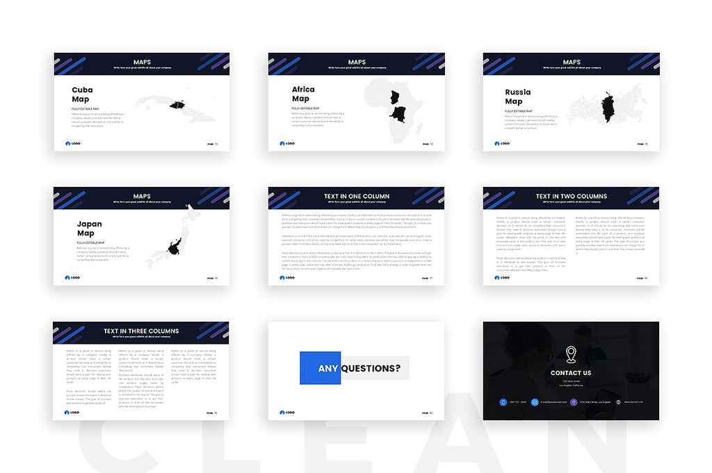 Ultimate Keynote Template - Presentation Templates on Slideforest