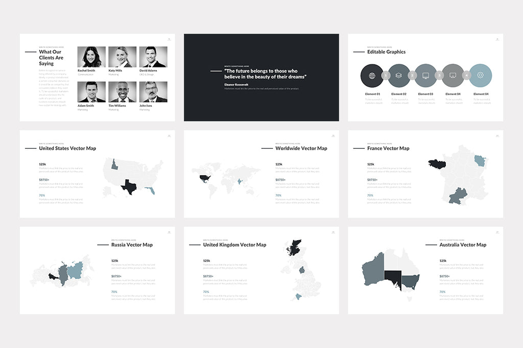 Wyatt Google Slides Template - Presentation Templates on Slideforest