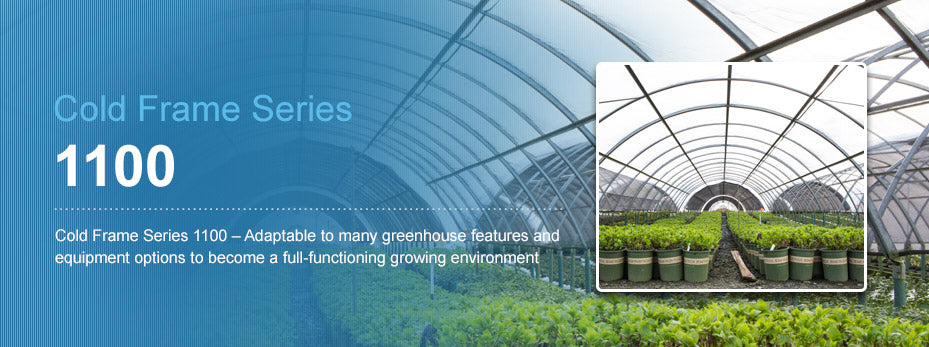 Commercial Greenhouse Cold Frame Series