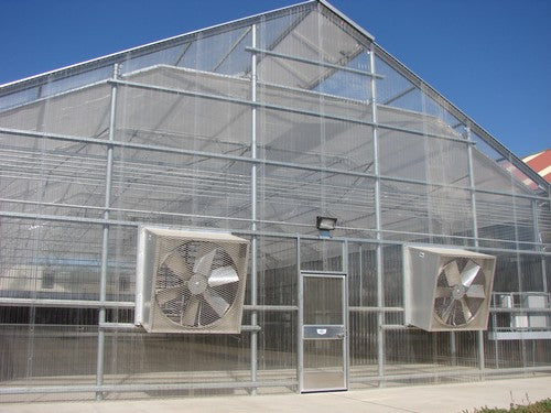 Conley's Greenhouse Cooling System