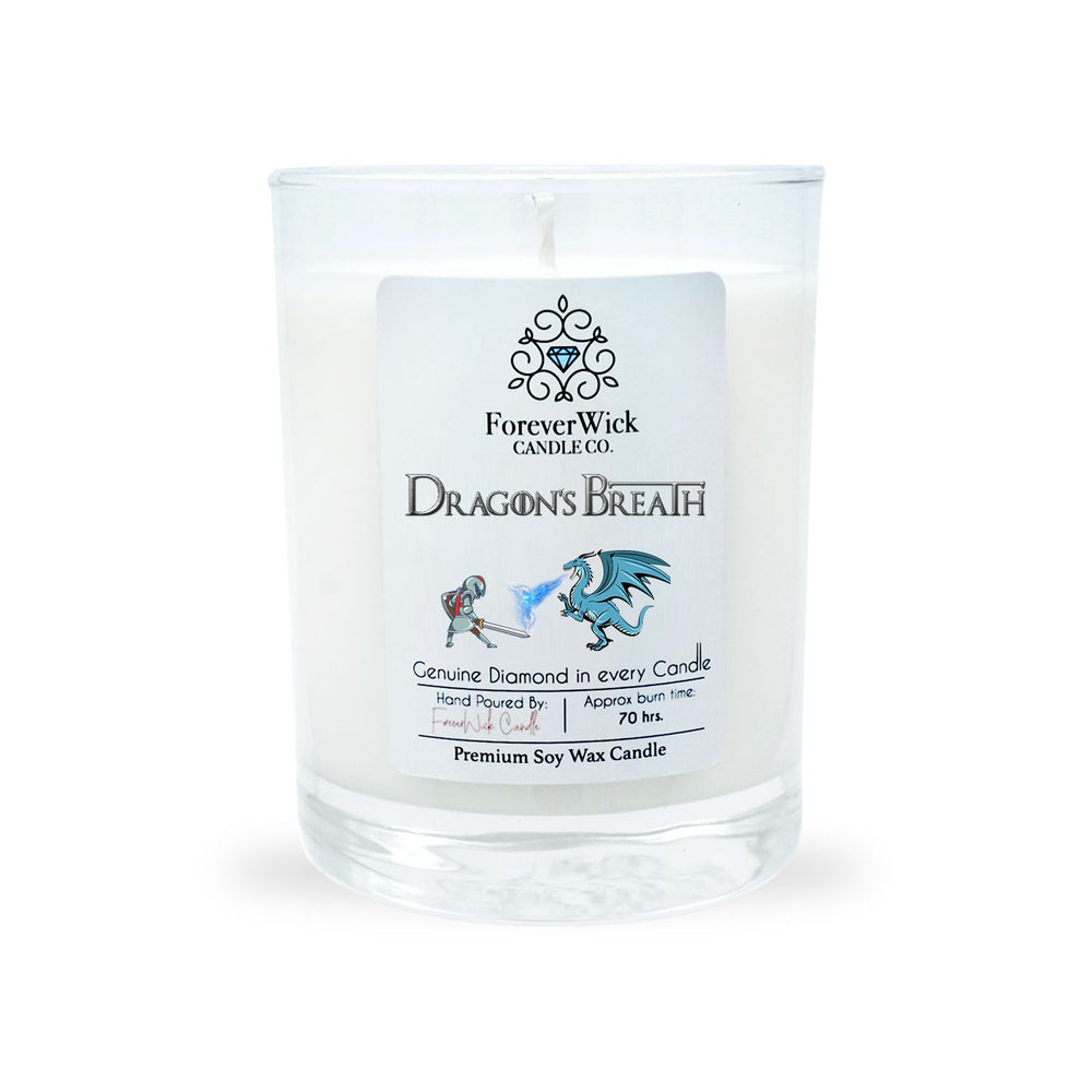 Dragons Breath Diamond Candle