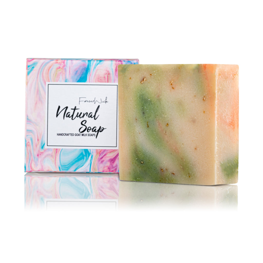 Unicorn Poop - Organic Handcrafted Goat's Milk Soap