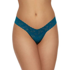 Hanky Panky Low Rise Thong in Enchanted Forest - Front