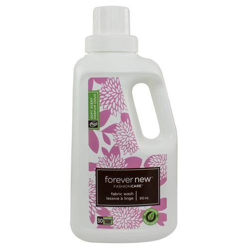 Forever New Liquid Large Fabric Wash Soft Scented - front view