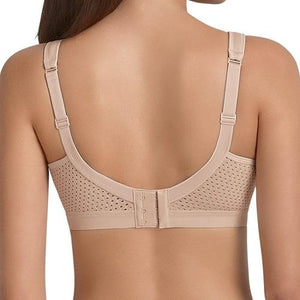 Momentum Wireless Sport Bra Desert - back view