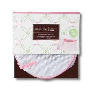 Bra Bather Wash Bag, front view of product.