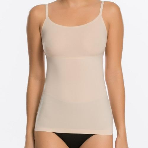 Spanx Thinstincts Convertible Cami Nude front