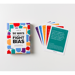 50 Ways to Fight Bias cards