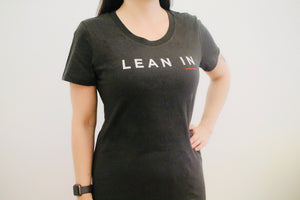 Lean In Tee - Slim Fit