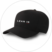 Lean In Cap