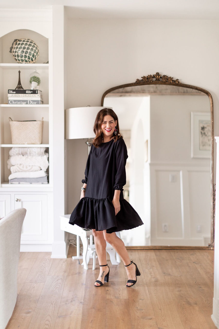 The Jilly Dress - Black