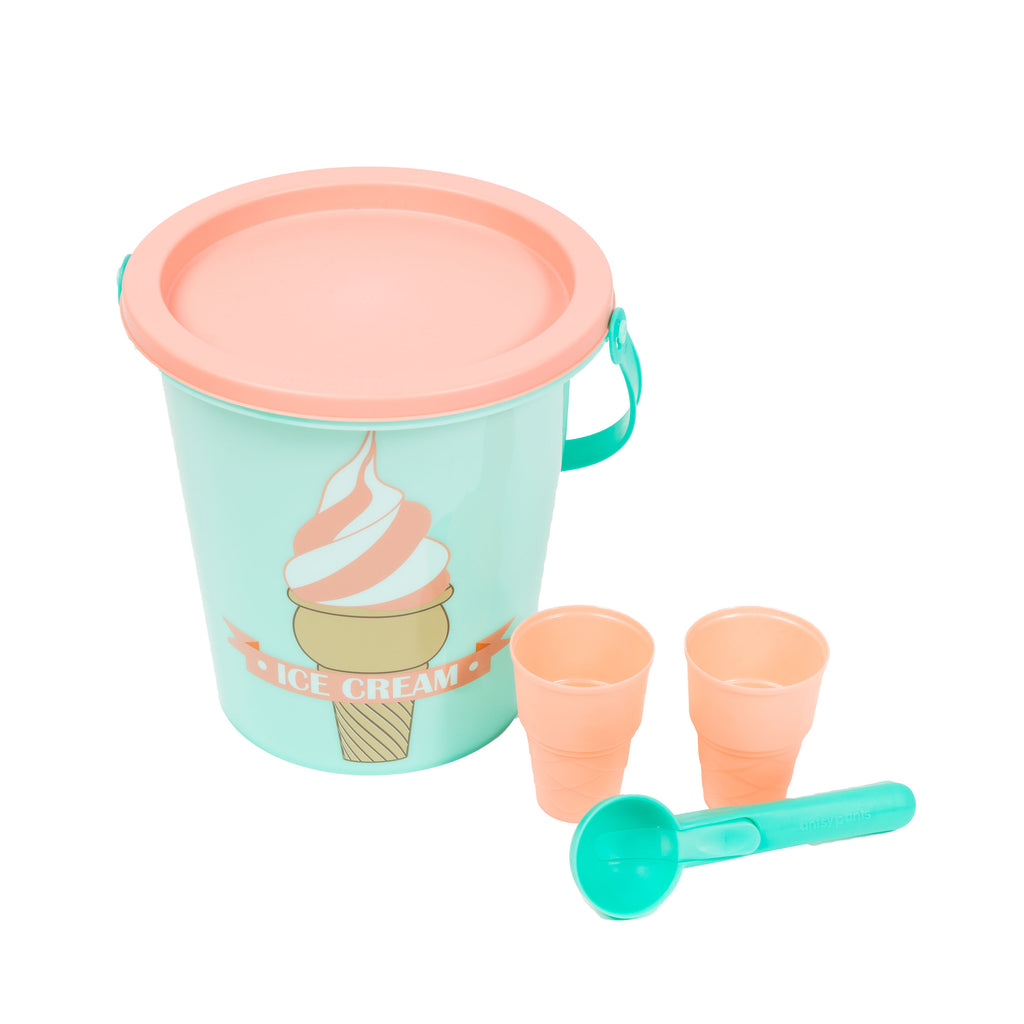 Play Ice Cream Beach Bucket Set