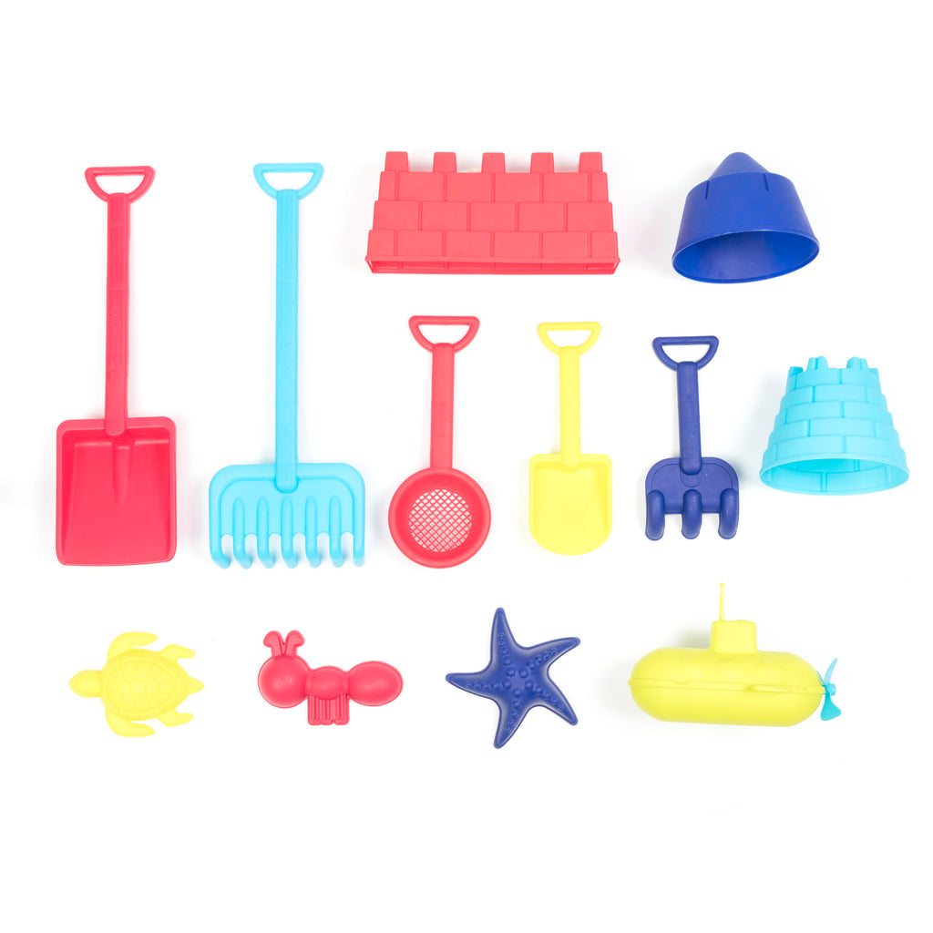 Sand Castle Building Tools