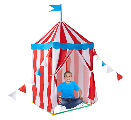 Kid's Circus Pop Up Play Tent