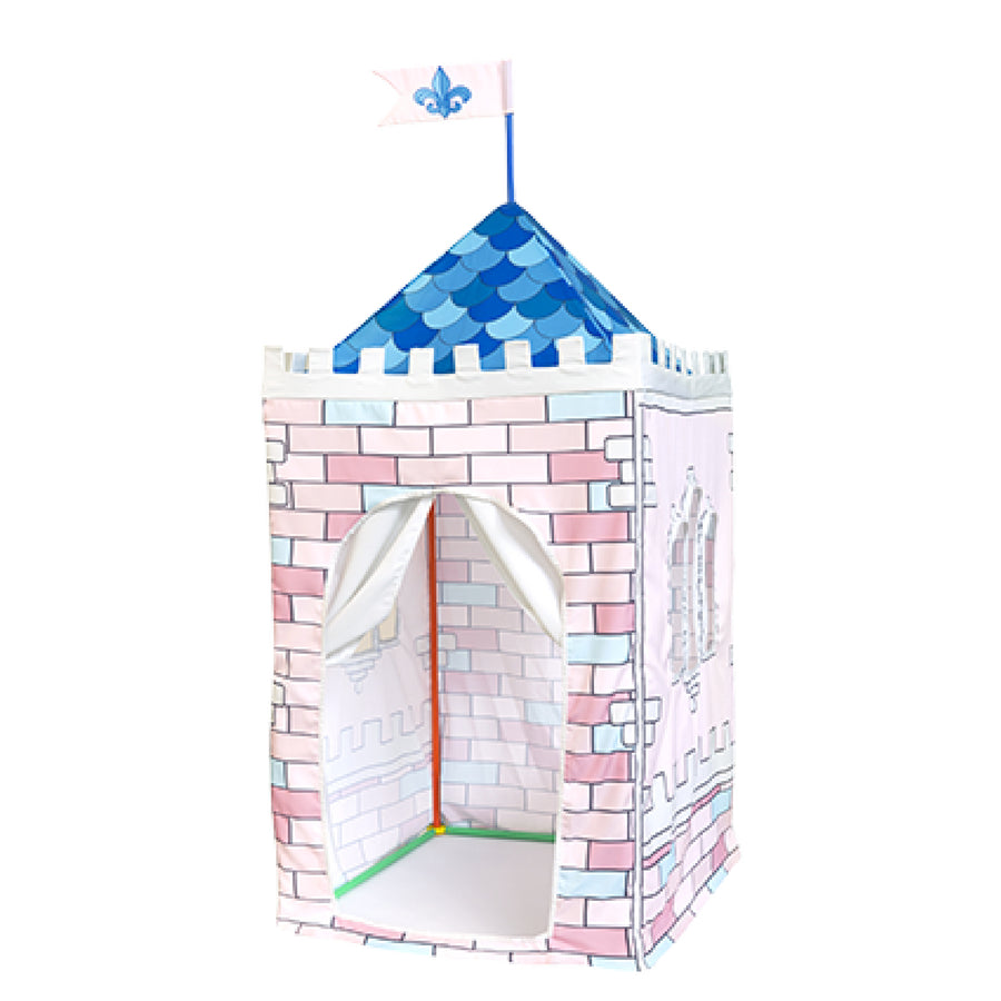 Princess Castle Play Tent Set
