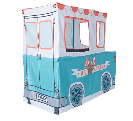 Ice Cream Truck Play Tent Set