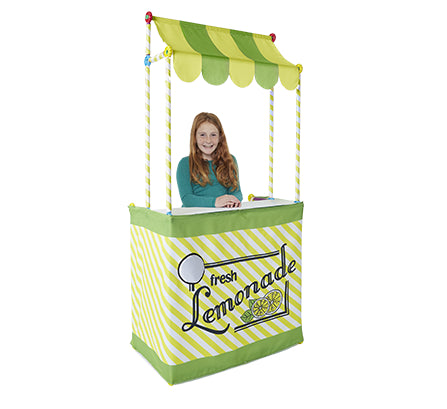 Lemonade Stand Play Tent