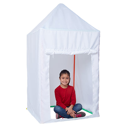 Plain White DIY Creative Tent Play Set