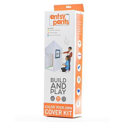 All-In-One - Medium DIY Creative Tent Play Set