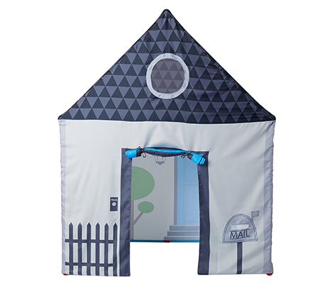 Play Tent with Rolled Up Door